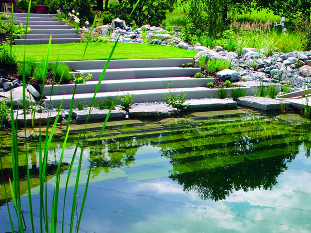 Réussir la construction de votre bassin d'eau